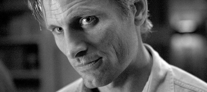 Viggo Mortensen in David Cronenberg's thriller A HISTORY OF VIOLENCE. Viennale film festival celebrates the Danish-American actor with a special tribute program. Photo: © Viennale
